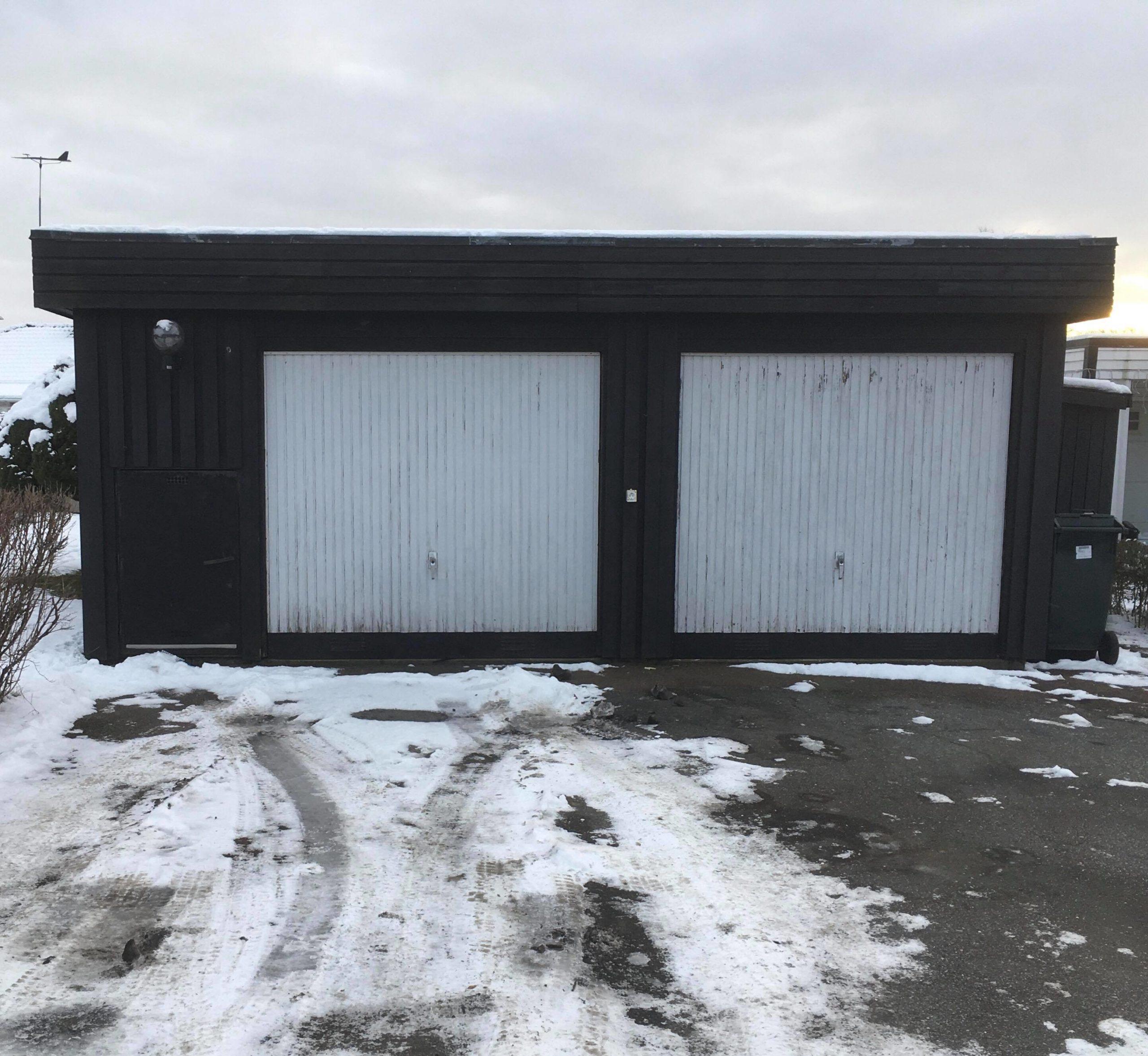 Bra ekonomi i privatuthyrning av garage