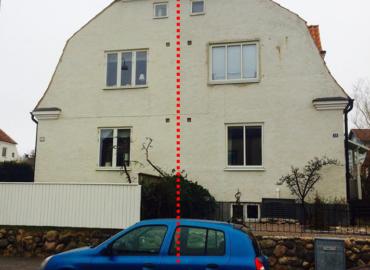 Dela ditt hus i 2 lägenheter